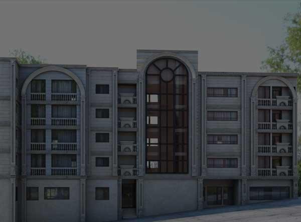 پروژه تجاری-مسکونی بهشتی 23