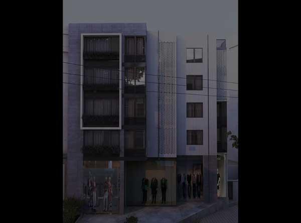 پروژه تجاری-مسکونی بهشتی 24
