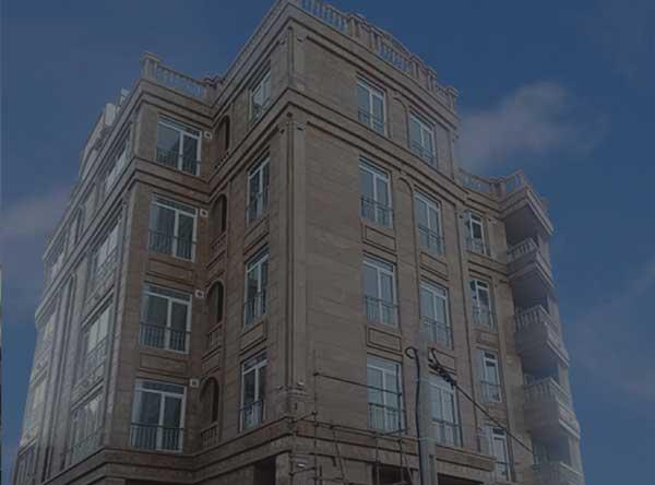 پروژه مسکونی بهشتی 10 ماتینا