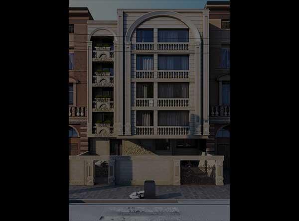 پروژه مسکونی بهشتی 20