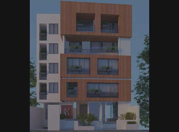 پروژه مسکونی بهشتی 26