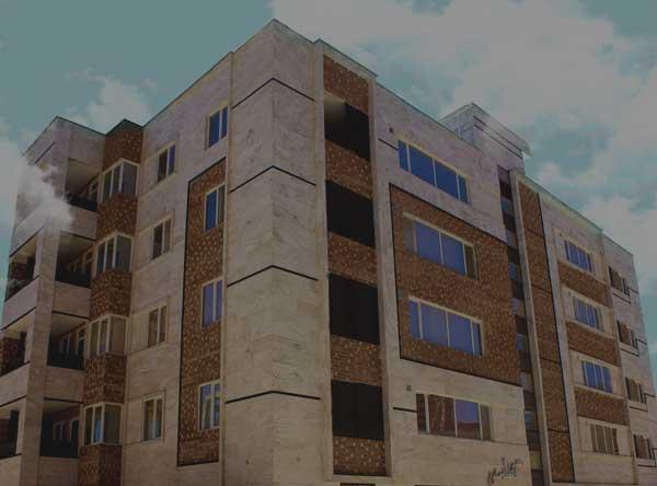 پروژه مسکونی بهشتی 8 طلوع